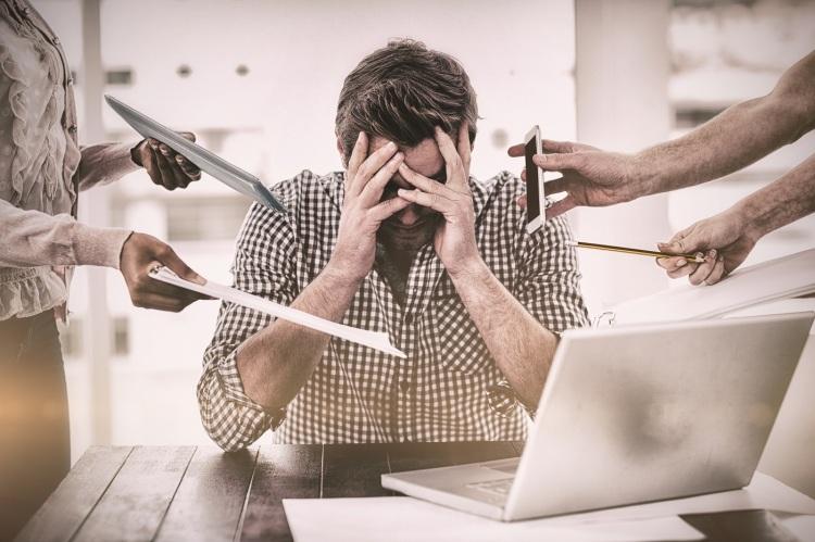 Work Stress 1400